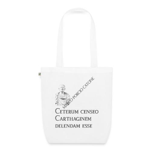 Antica Roma Catone - Borsa ecologica in tessuto