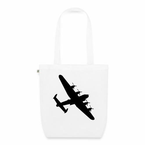 Bomber Plane - Borsa ecologica in tessuto