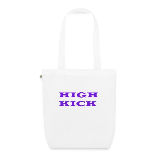 HIGH KICK HOODIE [LIMITED EDITION] - EarthPositive Tote Bag