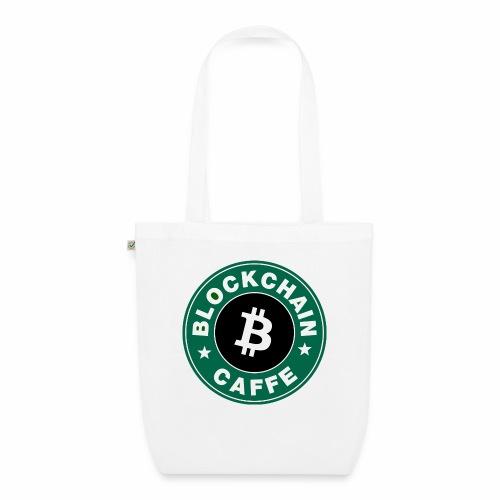 BlockChain Caffè Logo - Borsa ecologica in tessuto