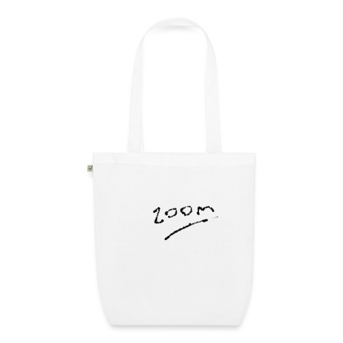 Zoom cap - EarthPositive Tote Bag