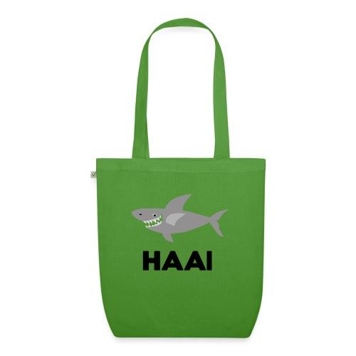 haai hallo hoi - Bio stoffen tas