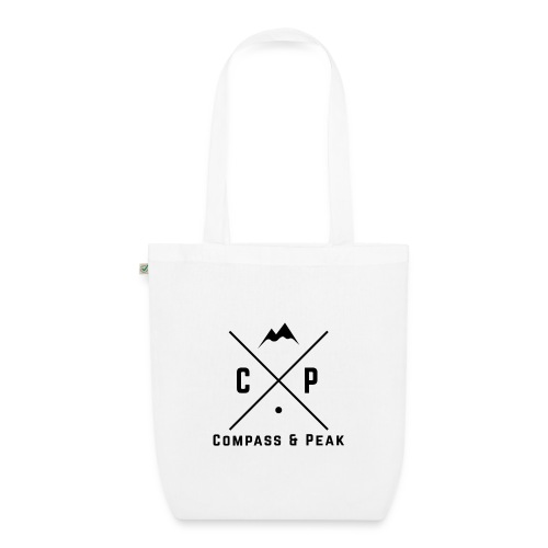 Original Compass & Peak Collection - EarthPositive Tote Bag