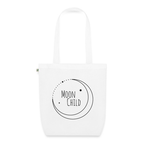 Moon Child - Sac en tissu biologique