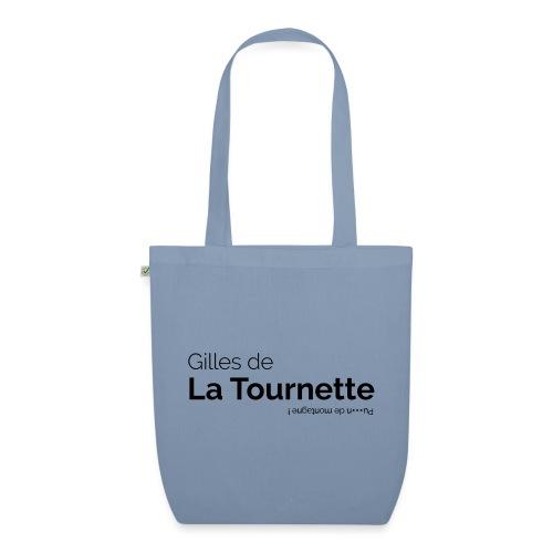 Gilles de La Tournette - Sac en tissu biologique