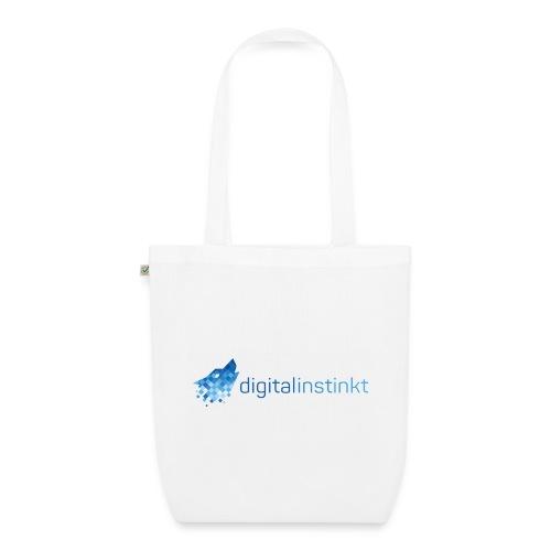 digitalinstinkt® Logo - Bio-Stoffbeutel