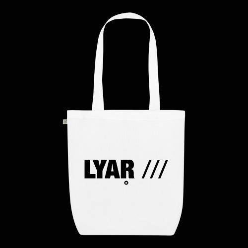 Lyar Official Merch (2) - Sac en tissu biologique