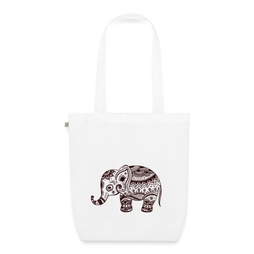 Your-Child Mandala Elefant - Øko-stoftaske