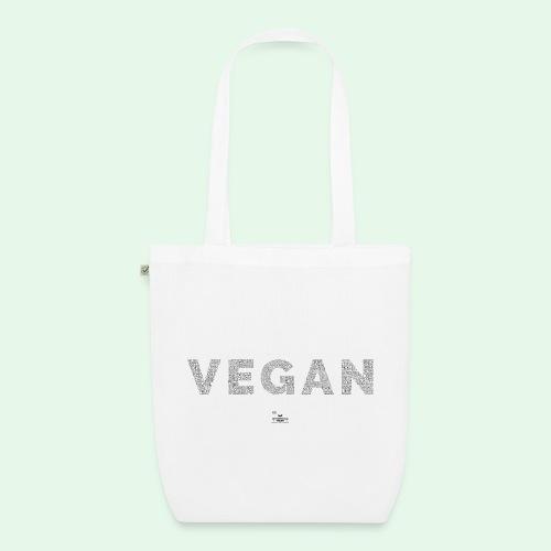 Vegan - Black - Ekologisk tygväska