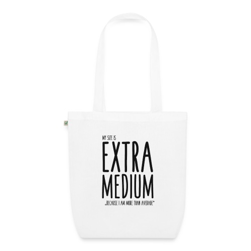 EXTRAmedium - Sac en tissu biologique