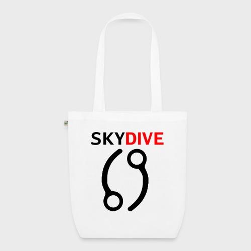 Skydive Pin 69 - Bio-Stoffbeutel