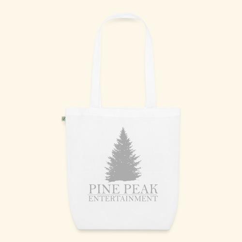 Pine Peak Entertainment Grey - Bio stoffen tas