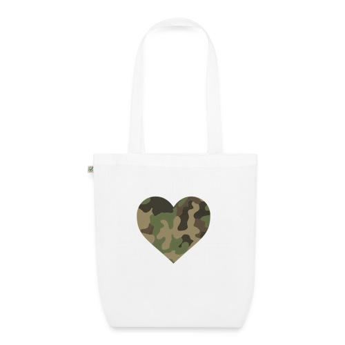 CamoHearth - Ekologiczna torba materiałowa