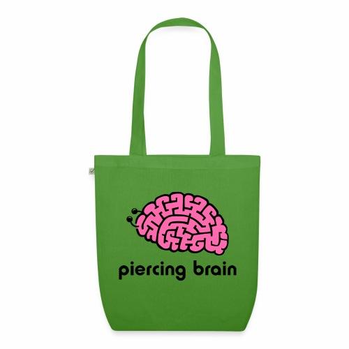 Piercing brain - Bolsa de tela ecológica