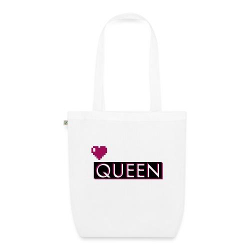 Queen, la regina - Borsa ecologica in tessuto
