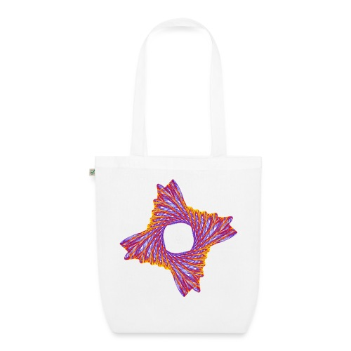 rotating life fire 12162bry - EarthPositive Tote Bag