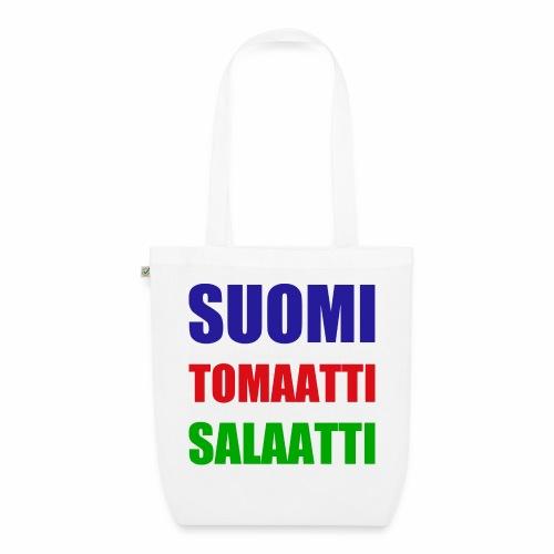 SUOMI SALAATTI tomater - Bio-stoffveske