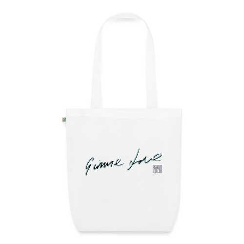 GIMME LOVE range - EarthPositive Tote Bag