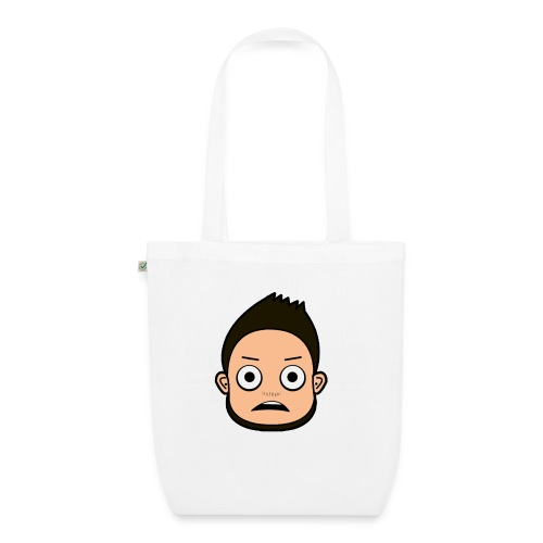 THE FACE - EarthPositive Tote Bag