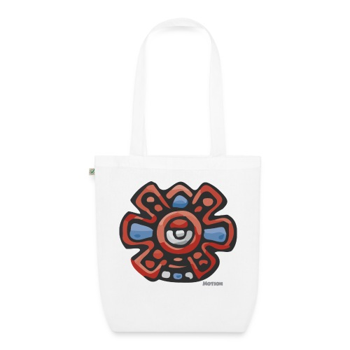 Aztec Motion Earth - EarthPositive Tote Bag