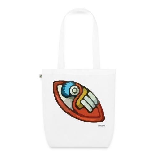 Aztec Flint Knife - EarthPositive Tote Bag