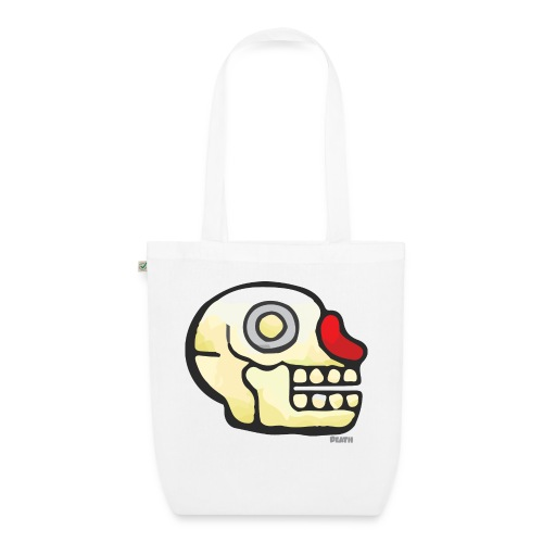 Aztec Icon Death - EarthPositive Tote Bag