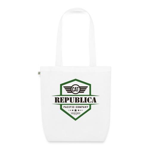 REPUBLICA CATALANA color - Bolsa de tela ecológica