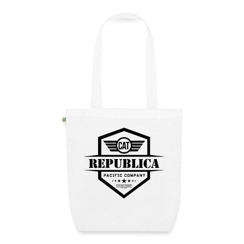 REPUBLICA CATALANA ELEGANT - Bolsa de tela ecológica