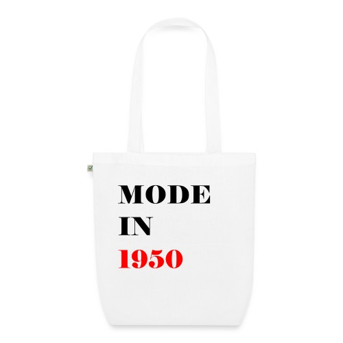 MODE IN 150 - EarthPositive Tote Bag