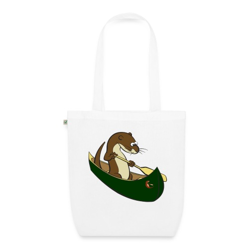 greencanoewithsticker - EarthPositive Tote Bag
