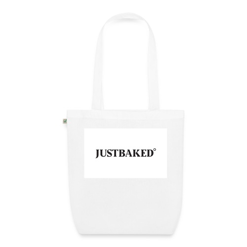 Just Baked - Borsa ecologica in tessuto
