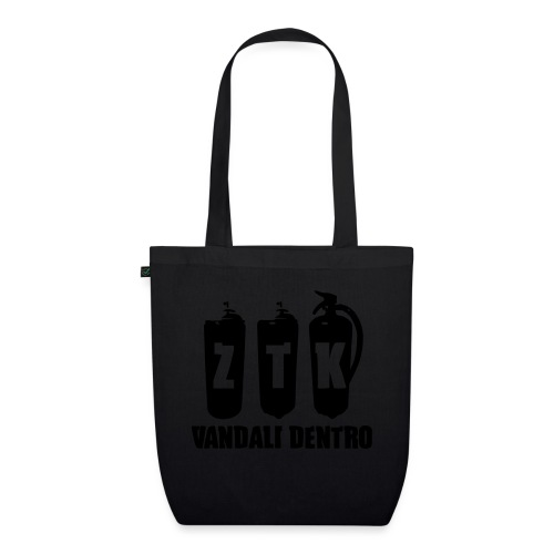 ZTK Vandali Dentro Morphing 1 - EarthPositive Tote Bag