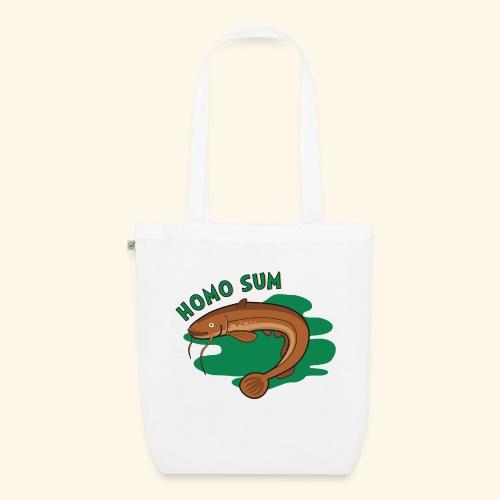 Homo sum ;) - Ekologiczna torba materiałowa