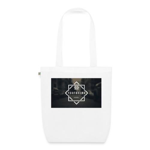 Youth King logo - EarthPositive Tote Bag