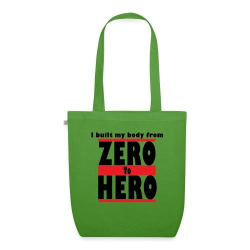 Zero To Hero - Luomu-kangaskassi