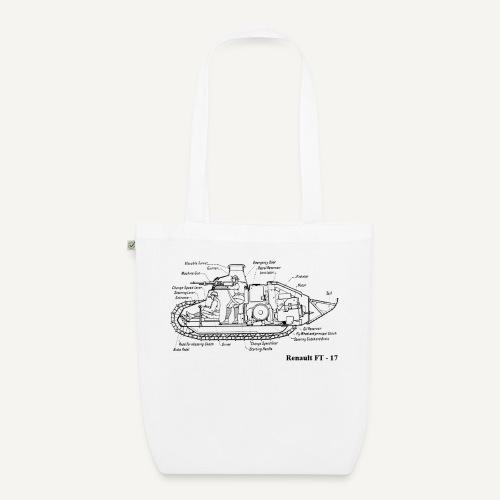 ft17 - Ekologiczna torba materiałowa