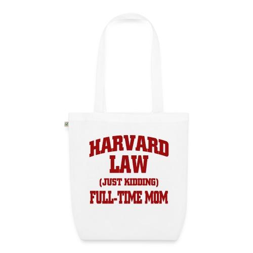 harvard law just kidding - Ekologiczna torba materiałowa