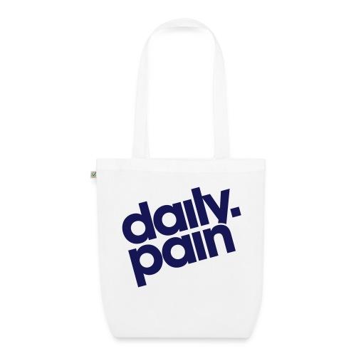 daily pain classic - Ekologiczna torba materiałowa
