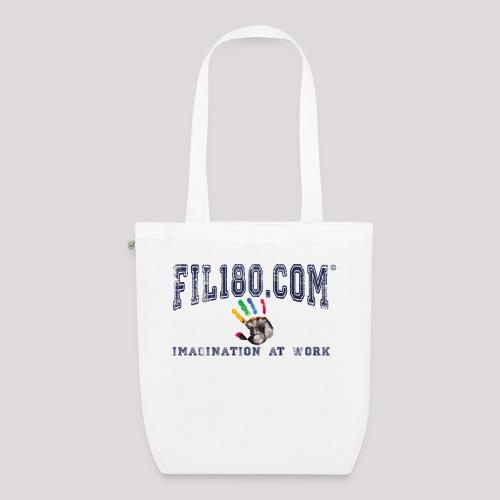 FIL180 HOODY NAVY - EarthPositive Tote Bag