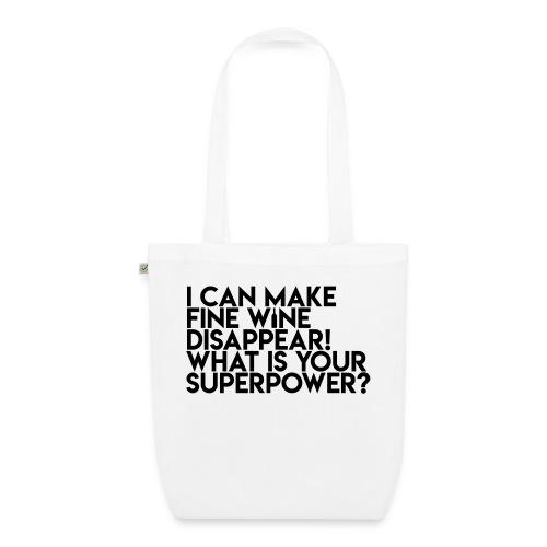 superpower - Øko-stoftaske