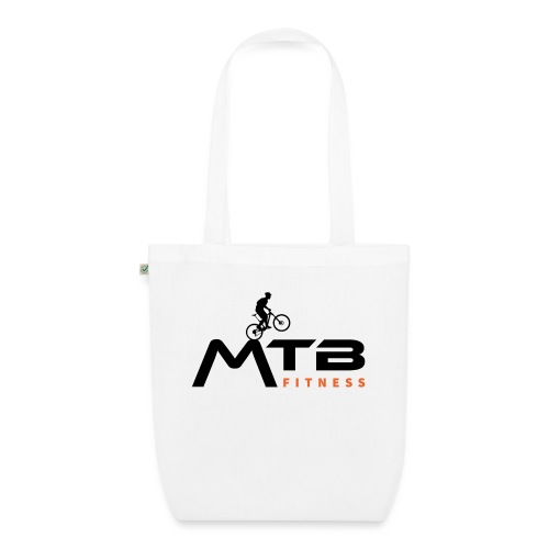Subtle MTB Fitness - Black Logo - EarthPositive Tote Bag