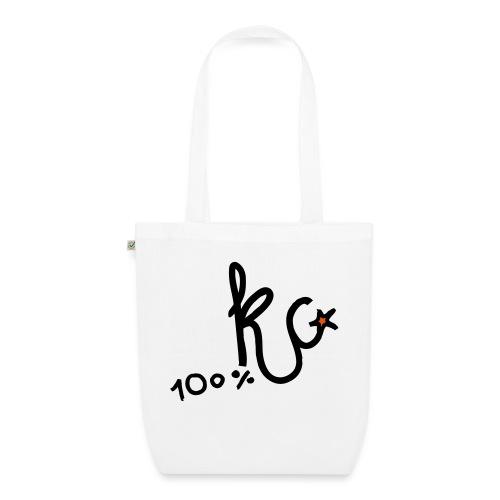 100%KC - Bio stoffen tas