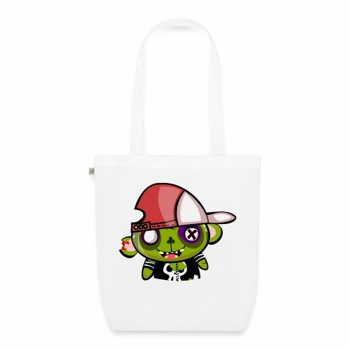 zombie hiphop - Bolsa de tela ecológica