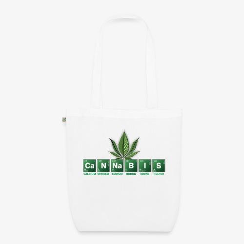 cannabis bad - Bio-Stoffbeutel
