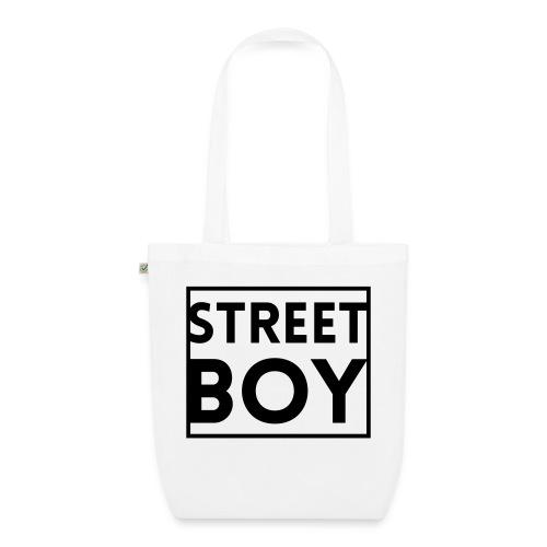 street boy - Sac en tissu biologique