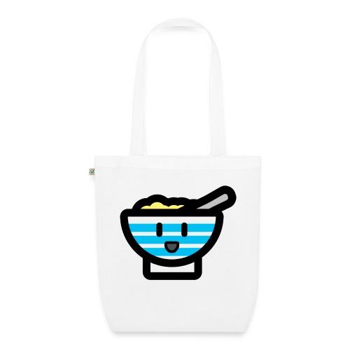 Cute Breakfast Bowl - EarthPositive Tote Bag