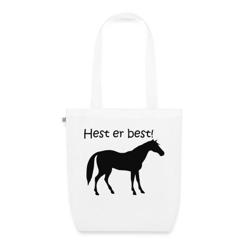 hest er best - Bio-stoffveske