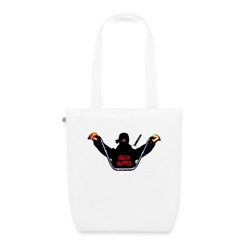ninja moped - EarthPositive Tote Bag