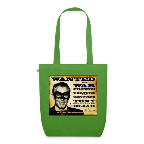 Wanted - EarthPositive Tote Bag