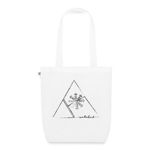 winterkind the emblem - Bio-Stoffbeutel